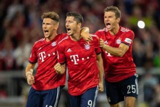 Giao hữu CLB:  Bayern Munich hủy diệt Rottach Egern 23-0