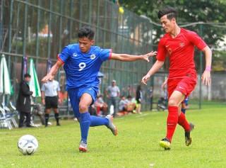 U18 Đông Nam Á 2019  U18 Myanmar đánh bại U18 Philippines 4-1
