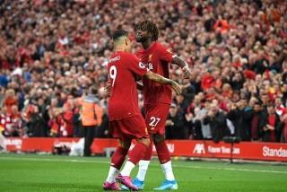 Vòng 1 Ngoại hạng Anh:  Liverpool đánh bại Norwich City 4-1