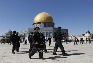 Israel và Palestine đụng độ, hàng chục người bị thương