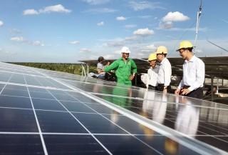 Ngành Công Thương: Đột phá phát triển năng lượng tái tạo