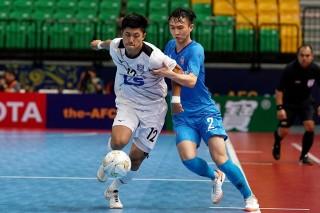 CLB Thái Sơn Nam có mặt trận chung kết giải vô địch futsal các CLB châu Á