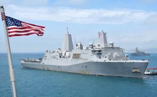 Trung Quốc không cho tàu hải quân Mỹ ghé thăm cảng Hong Kong