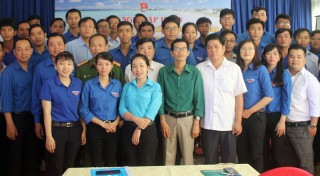 Tập huấn công tác phòng, chống tệ nạn xã hội cho cán bộ Đoàn 6 tỉnh sông Tiền