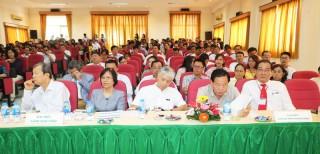 Hội nghị Khoa học kỹ thuật ngành Y tế Bến Tre lần thứ VII