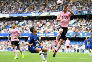 Vòng 2 Ngoại hạng Anh: Chelsea bị đội khách Leicester City cầm hòa
