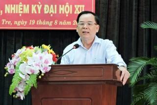 Đảng ủy Khối Cơ quan - Doanh nghiệp tỉnh tổng kết công tác xây dựng Đảng