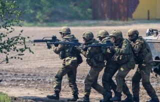 Đức muốn tiếp tục hỗ trợ các lực lượng an ninh Iraq chống khủng bố