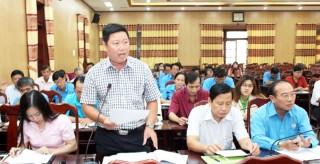 Hội nghị lấy ý kiến dự thảo Bộ luật Lao động (sửa đổi)