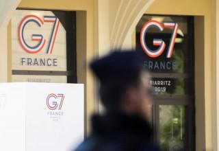 Khai mạc Hội nghị Thượng đỉnh G7: Từ Amazon tới thương chiến Mỹ-Trung