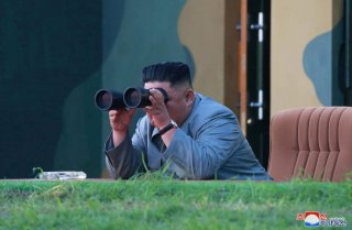Triều Tiên tuyên bố thử nghiệm thành công tên lửa đa nòng siêu lớn mới