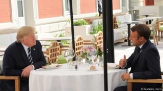 """Tổng thống Pháp: """"Đàm phán với Iran không phải nhiệm vụ chính thức"""""""