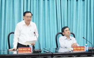 Văn phòng cấp ủy hội nghị trực tuyến năm 2019