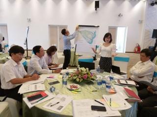 Tham vấn ý kiến chuyên gia về xây dựng tầm nhìn chiến lược của tỉnh