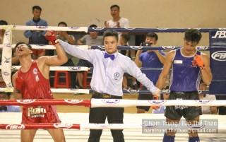 Nguyễn Trần Duy Nhất thua trận đầu tiên sau 12 năm chinh chiến