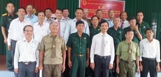 Thành lập Câu lạc bộ Cựu chiến binh - Cựu quân nhân làm kinh tế TP. Bến Tre