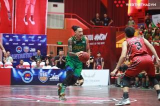 Cantho Catfish lội ngược dòng thắng Thang Long Warriors 87- 82