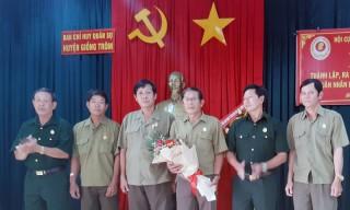 Giồng Trôm thành lập Câu lạc bộ Cựu chiến binh - Cựu quân nhân làm kinh tế