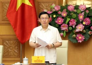 Phó thủ tướng chủ trì họp Ban Chỉ đạo quốc gia phòng chống rửa tiền