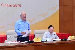 Phó Chủ tịch Quốc hội Uông Chu Lưu chủ trì Hội thảo khoa học định hướng xây dựng và hoàn thiện hệ thống pháp luật Việt Nam