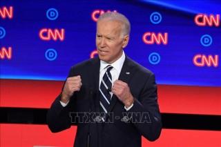 Bầu cử Mỹ 2020: Ứng cử viên Joe Biden tiếp tục dẫn đầu trong đảng Dân chủ