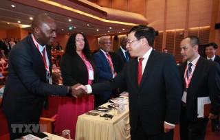 Hội nghị gặp mặt đại sứ các nước Trung Đông - châu Phi năm 2019