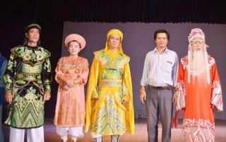 Đạo diễn Trần Thanh Hưng:  Hết mình vì nghệ thuật cải lương