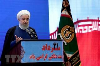 """Tổng thống Iran: Đàm phán với Mỹ """"vô nghĩa"""" nếu không bỏ trừng phạt"""