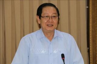 Tổ công tác của Thủ tướng Chính phủ kiểm tra hoạt động công vụ tại Cao Bằng