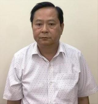 Truy tố nguyên Phó chủ tịch UBND TP. Hồ Chí Minh Nguyễn Hữu Tín