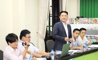 Chủ tịch UBND tỉnh làm việc với nhà đầu tư dự án du lịch