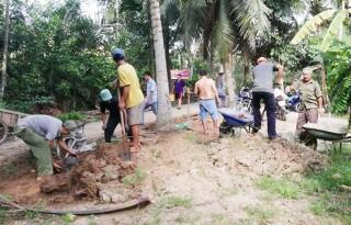 Phú Nhuận tập trung nâng chất xã nông thôn mới