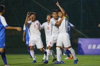 U16 Việt Nam giành chiến thắng thuyết phục U16 Ma Cao 6-0