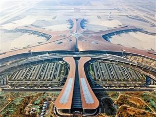 Sân bay lớn nhất thế giới của Trung Quốc chính thức đi vào hoạt động