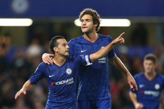 Chelsea đại thắng Grimsby Town 7-1