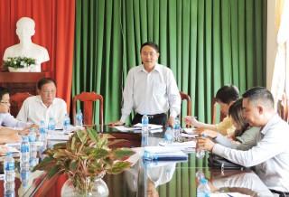 Kiểm tra kết quả thực hiện Quy chế dân chủ tại xã Phú Nhuận