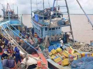 Chú trọng việc lắp đặt thiết bị giám sát hành trình cho tàu cá