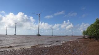 Điều chỉnh, bổ sung dự án điện gió tại xã Thạnh Hải