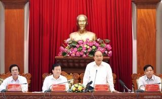 Thủ tướng nhất trí nguồn vốn hơn 3.000 tỷ đồng hỗ trợ chống sạt lở Đồng bằng sông Cửu Long