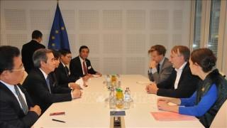 Việt Nam sẵn sàng làm cầu nối kết nối EU với ASEAN và khu vực châu Á - Thái Bình Dương