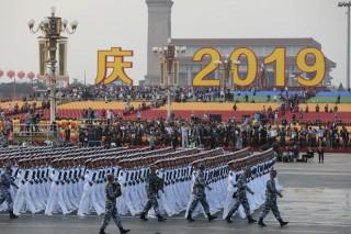 Trung Quốc diễu binh kỷ niệm 70 năm Quốc khánh
