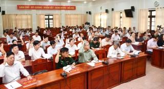 Hội nghị Tỉnh ủy lần thứ 18