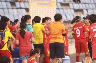 Giải nữ VĐQG 2019: TP. Hồ Chí Minh đăng quang sớm