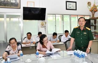 Hội nghị Tỉnh ủy lần thứ 18 cho ý kiến 6 nội dung quan trọng