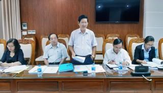 Thảo luận nhiệm vụ, giải pháp hoàn thành các chỉ tiêu Nghị quyết năm 2019