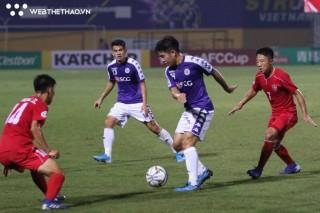 Hà Nội FC kết thúc hành trình tại AFC Cup 2019 trong tiếc nuối