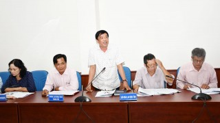 Đoàn đại biểu Quốc hội đơn vị tỉnh đóng góp dự án Bộ luật Lao động (sửa đổi)