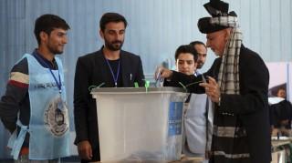 Cử tri tham gia bầu cử Tổng thống Afghanistan thấp kỷ lục