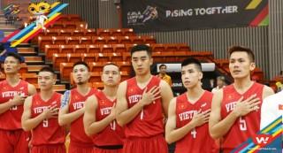 Lịch thi đấu bóng rổ SEA Games 30