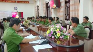 Bộ Công an tổ chức hội nghị trực tuyến về công tác đối ngoại